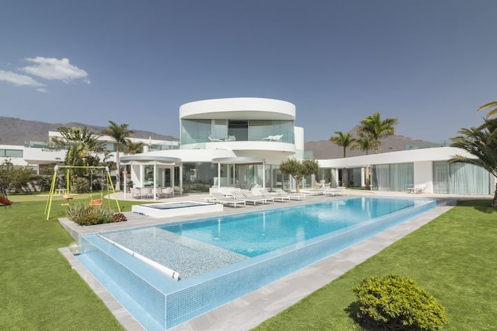 AMAZING LUXURY VILLA OASIS COSTA ADEJE GOLF