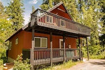 Otter Chalet, a fisherman's escape