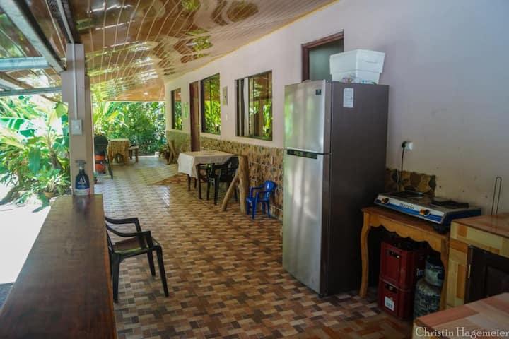 Casa Tucan Habitación baño compartido 2