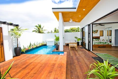 Biệt thự Konoha Escape Villa - HỒ BƠI NGOÀI TRỜI