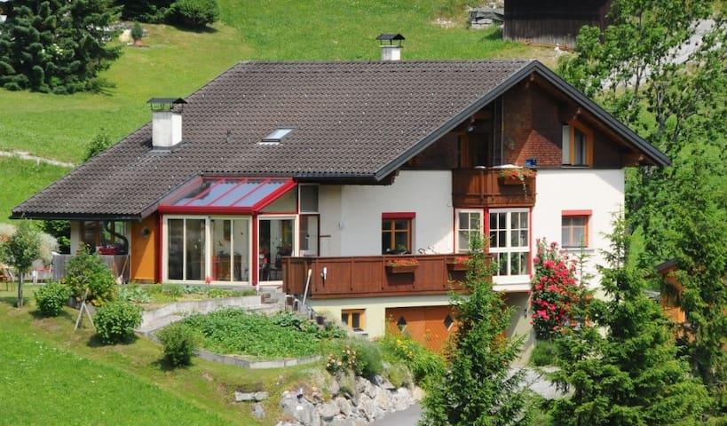 Haus Loretz - 4 Personen Ferienwohnung