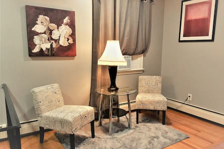 KennedyLux 1-Qbd Clean&Comfy 10min to city