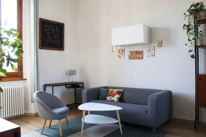 Chez Ottavino: Appartement avec terrasse