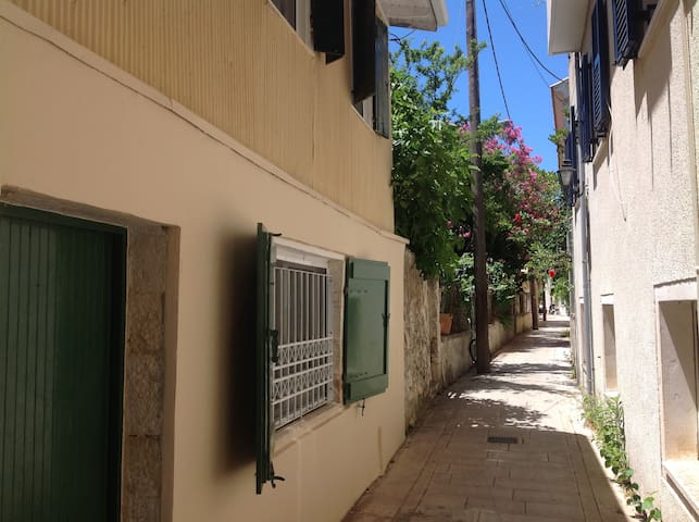 Traditional house in the center of Lefkas - Lefkada