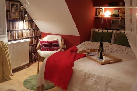 Burgundi apartmant - Zebegény