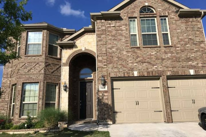 Warm, Cozy Private Room in North Fort Worth - Fort Worth - Huis