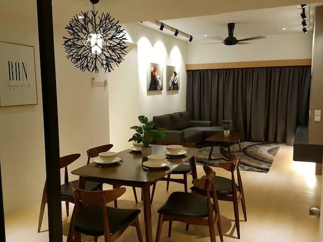 Melaka New Modern Design Home新潮时尚之家