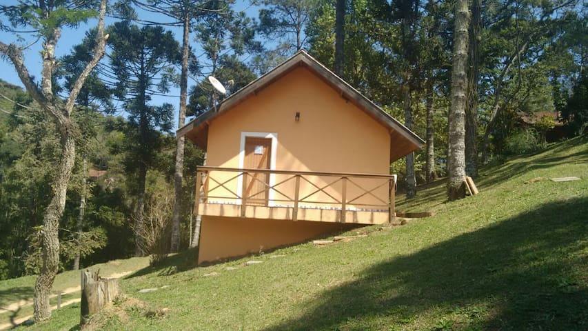 Chalés jardim do vale! - Santo Antônio do Pinhal - Bungalo