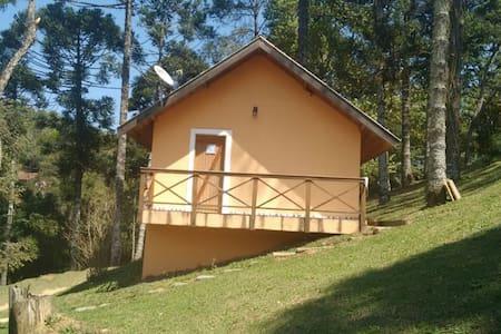 Chalés jardim do vale! - Santo Antônio do Pinhal
