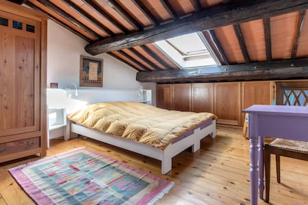 Attic intimate and very welcoming - Reggello