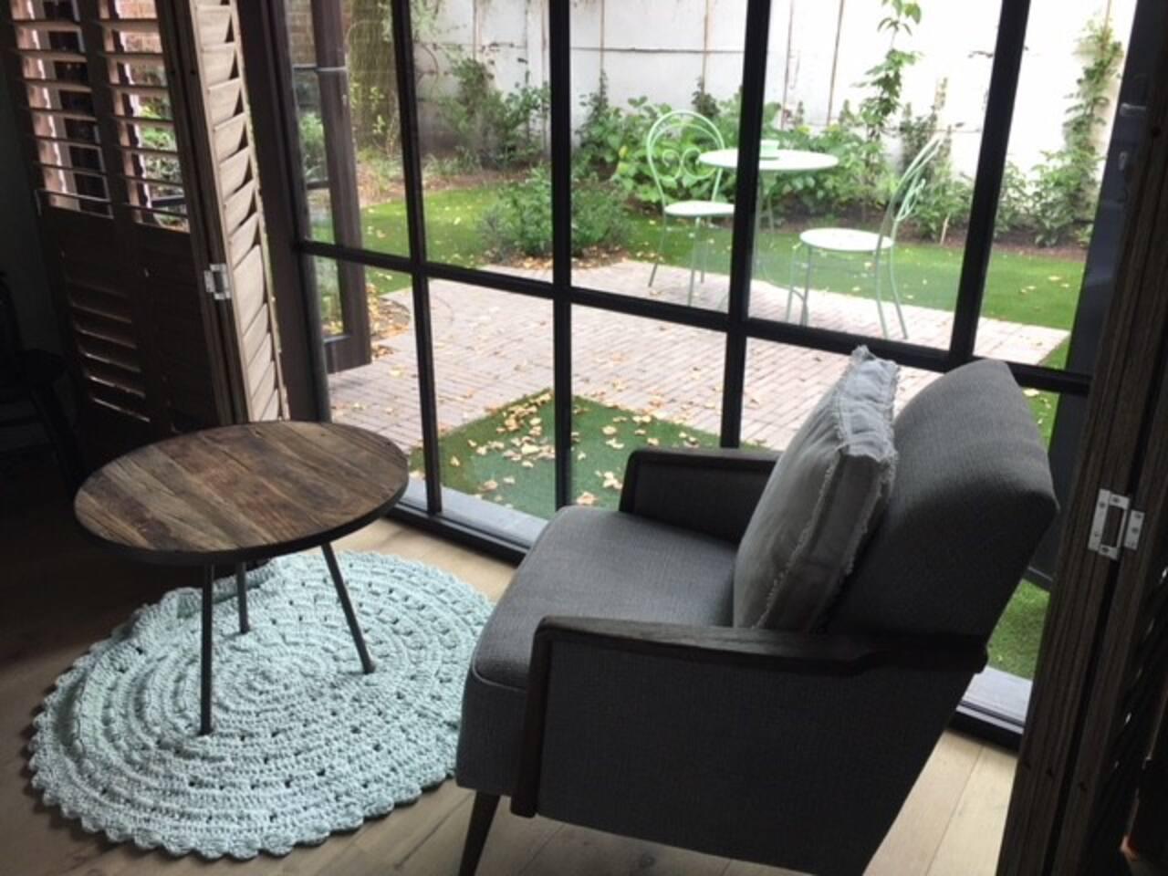 French Green – Garden View