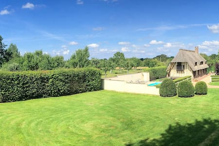 La Cri - Normandy Cottage - Saint-Étienne-l'Allier - Bed & Breakfast