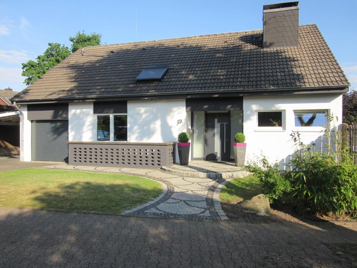 Großes Modernes Haus Im Schönen Münsterland   Casas Para Alugar Em  Altenberge, Nordrhein Westfalen, Alemanha