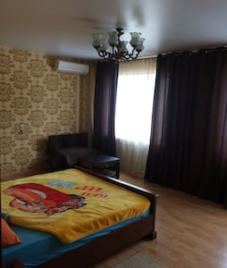 Nice room for couples & travelers - Волгоград - Дом