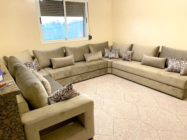 Apartment with one bedroom in Khenifra, with WiFi