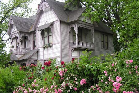 Carleton House Bed and Breakfast - Bonham - B&B