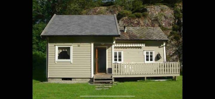 Ferie hus Hardangerfjorden