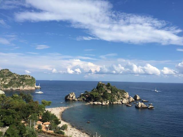 Isola Bella Flat - Mazzarò - Apartamento