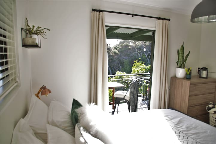 Cozy & Peaceful Green Valley Apartment