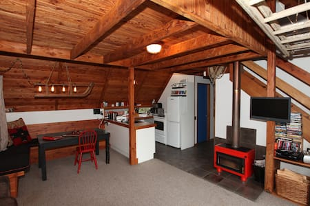 A Chalet for Summer and Winter - Ohakune - Lomamökki