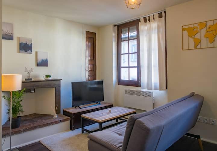 Appartement sur les rues du centre ville