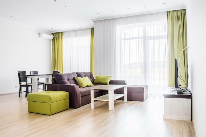 Апартаменты DeLux