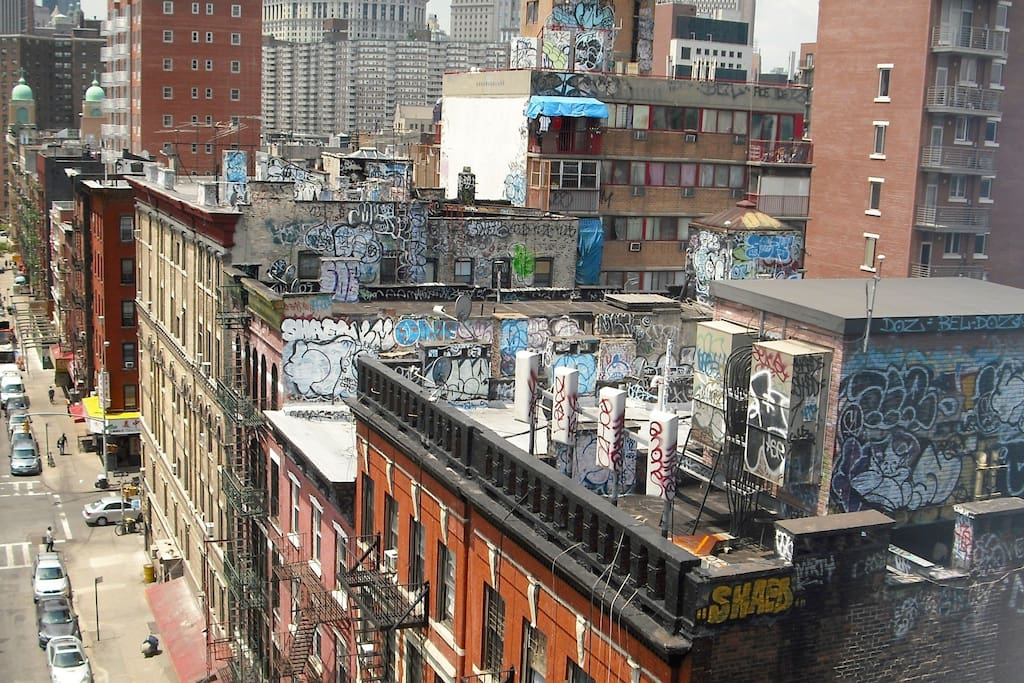 By far, the best neighborhood in NYC... You know it!