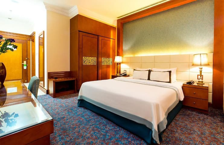 Classy Private Hotel Room with daily clean Barsha