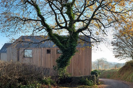 Secluded Luxury Wooden House - Colyton - House