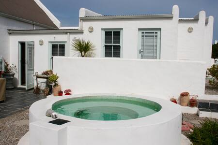 Salt Coast Inn Red Room - Paternoster - Bed & Breakfast
