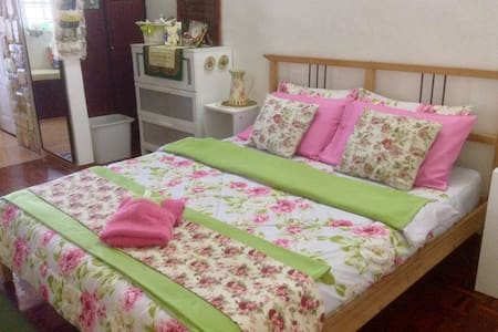 ASHLEY'S HOMESTAY - Green Pastures ( Room 2 ) - Ipoh