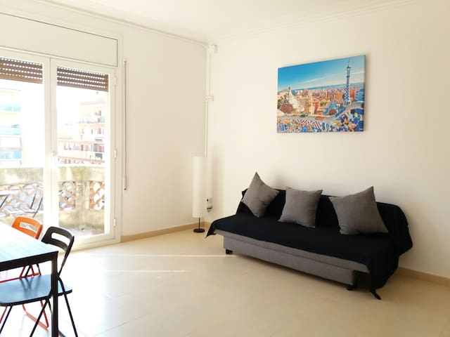 City+Beach in Cool apartment 2.4