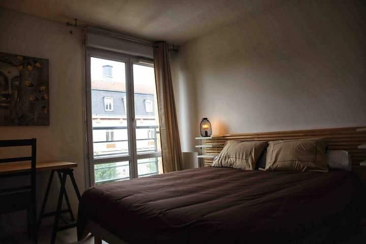 Appartement 55m2 centre ville Orléans