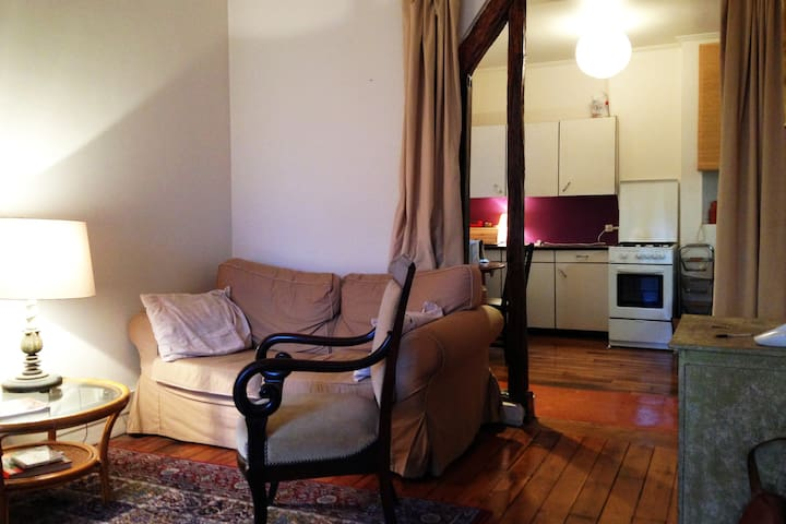 Paris: Appartement charmant 45m2.