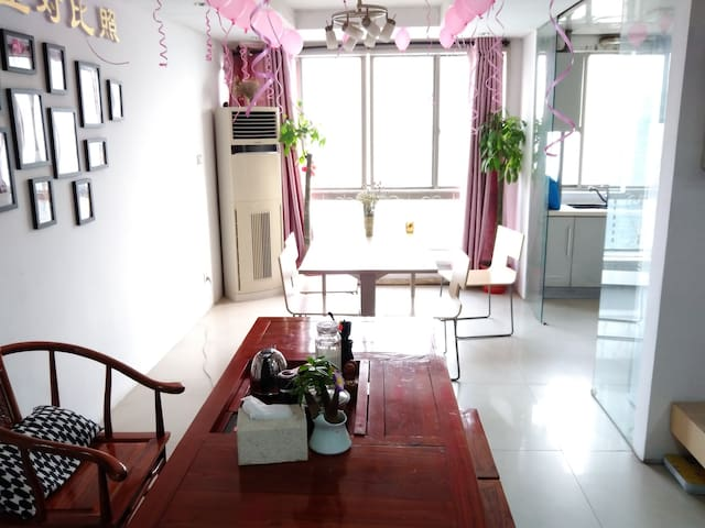 瑜伽之家--体验瑜伽健康生活方式 - Wuhan Shi - Bed & Breakfast