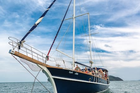 ILLUZION Yacht 82ft Turkish Gullet - ป่าตอง