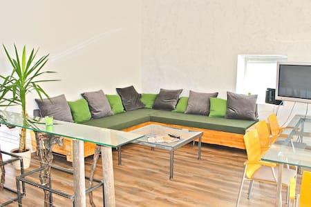 Modernes Apartment mit Weinkeller - Unterbergern - Byt