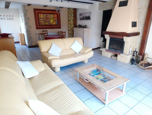 Cosy, well-equipped holiday flat