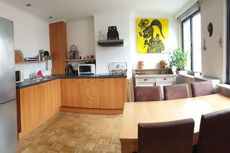 Cozy & perfectly situated apartment in Zurenborg