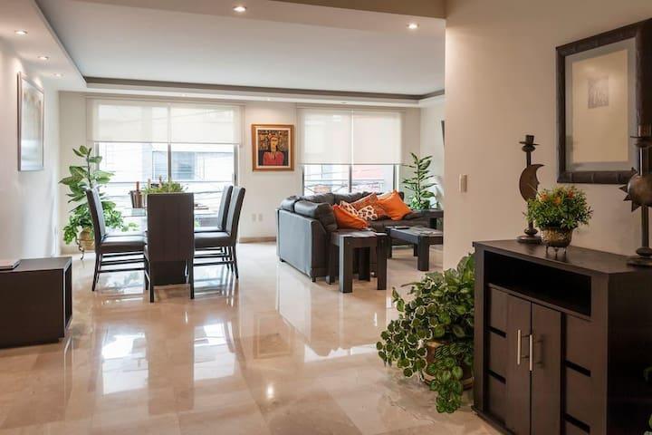 Manyu Apartment