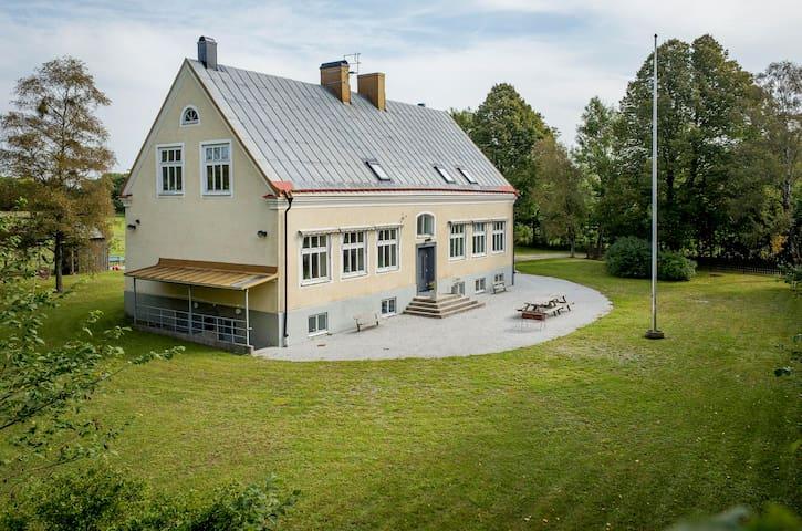 Träkumla skola 1 - Visby - Pis