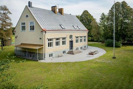 Träkumla skola 1 - Visby