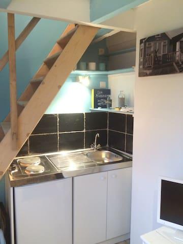 charmant petit duplex au calme - Le Havre - Casa
