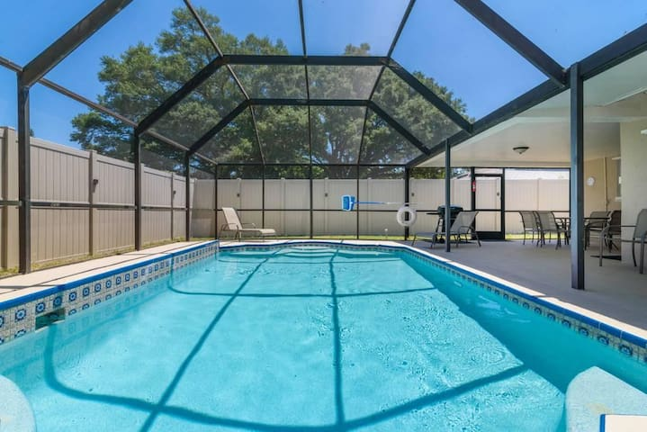 Stunning Fully Remodeled Pool House! 30%OFF