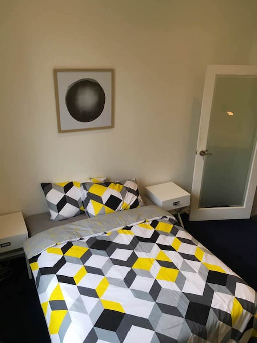 one of many rooms available