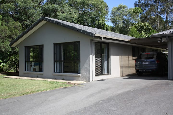Family retreat in the Gold Coast hinterlands - Tallebudgera Valley - Haus