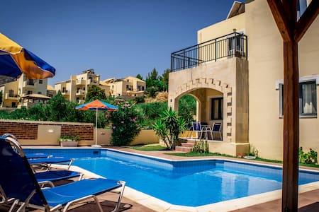 Villa Nine Muses 3 bedroom villa - Hersonissos