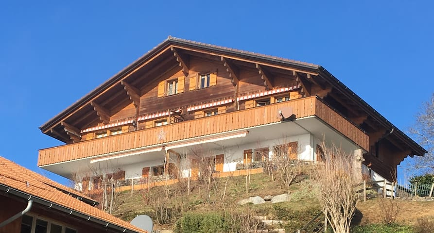 Gemütliche Ferienwohnung in Hasliberg-Reuti