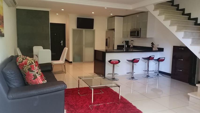 Apartamento Contemporaneo en Santa Ana - Santa Ana - Appartement