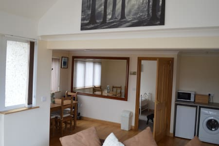 Self catering at Big Dans Cottage - Strathcarron